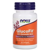 Now Foods GlucoFit? - 60 Softgels