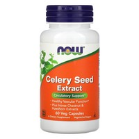 Now Foods Celery Circulation? - 60 Vcaps
