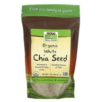 Now Foods Blanco Salvia White Chia Seeds - 1 lb.