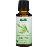 Now Foods Organic Tea Tree Oil 1oz