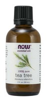 Now Foods - Essential Oils, Tea Tree, 2 fl oz (59 ml)