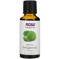 Now Foods - Essential Oils, Bergamot, 1 fl oz (30 ml)