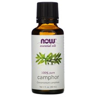 Now Foods - Essential Oils, Camphor, 1 fl oz (30 ml)