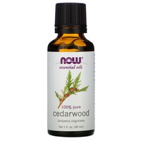 Now Foods - Essential Oils, Cedarwood, 1 fl oz (30 ml)