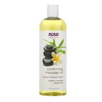 Now Foods Comforting Massage Oil 16 oz.