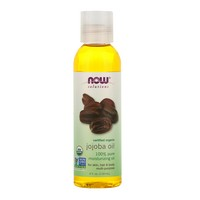 NOW Foods, ORGANIC JOJOBA OIL 4 OZ