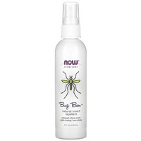 Now Foods - Bug Ban, Natural Insect Repellent, 4 fl oz (118 ml)