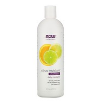 Now Foods - Solutions, Citrus Moisture Shampoo, 16 fl oz (473 ml)