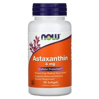 Now Foods Astaxanthin 4 Mg 90 Sgels