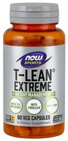 Now Foods - Sports, T-Lean Extreme, 60 Veggie Caps