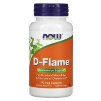 Now Foods d-flame(tm) cox-2 90 vcaps