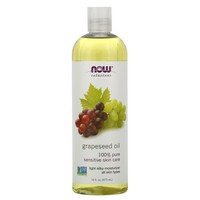 Now Foods grape seed oil  16 oz