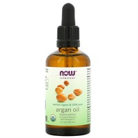 Now Foods Certified Organic Argan Oil 2 Fl Oz