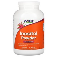 Now Foods, Inositol Powder, 1 lb
