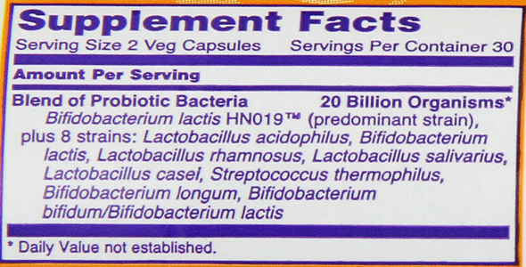 Now Foods CLINICAL GI PROBIOTIC DRcaps 60CAPS