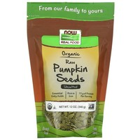 Now Foods ORGANIC PUMPKIN SEEDS 12 OZ