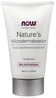 Now Foods Natures Microdermabrasion Scrub 2 oz.