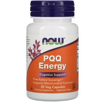 Now Foods - PQQ Energy, 30 Veggie Caps