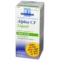 Boericke and Tafel Alpha CF Liquid 1 oz
