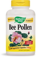 Nature's Way Bee Pollen 180 Cp