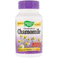 Nature's Way Chamomile 60 Cp