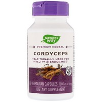 Natures Way - Cordyceps    60 Vcaps