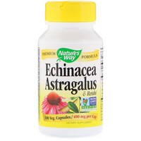 Nature's Way Echinacea–Astragalus–Reishi 100 Cp