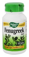 Nature's Way Fenugreek Seed 100 Vcaps®