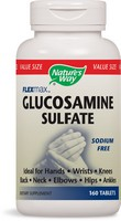 Nature's Way - Flexmax, Glucosamine Sulfate, 160 Tablets