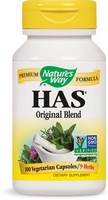 Nature's Way - HAS, Original Blend, 440 mg, 100 Capsules