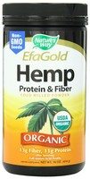 Nature's Way Hemp Protein & Fiber Pwdr 16 oz