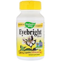 Nature's Way Eyebright 100 Capsules