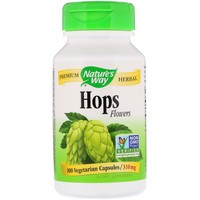 Nature's Way Hops Flowers 100 Cp