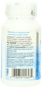 Nature's Way - Hydraplenish, Hyaluronic Acid Plus MSM, 60 Vcaps