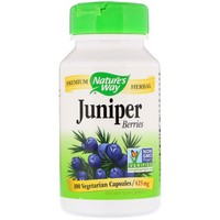 Nature's Way Juniper Berries 100 Cp
