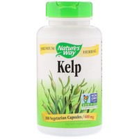 Nature's Way Kelp 180 Cp