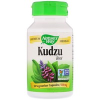 Nature's Way - Kudzu, Root, 50 Capsules