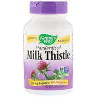 Nature's Way Milk Thistle 120 Vcaps