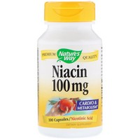 Nature's Way Niacin 100 Cp