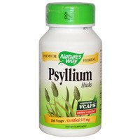 Nature's Way Psyllium Husks 100 Vcaps