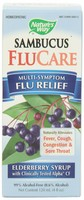 Nature's Way Sambucus FluCare Syrup 4 oz.