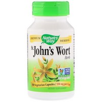 Nature's Way St. John's Wort 100 Cp