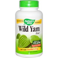 Nature's Way Wild Yam 180 Vcaps®