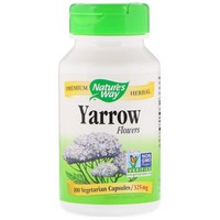 Nature's Way Yarrow Flowers 100 Cp