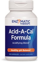 Enzymatic Therapy - Acid-A-Cal, Joint Health, 100 Capsules
