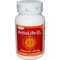 Enzymatic Therapy ActivLife Q10™ Ubiquinol 100 mg 60 softgels