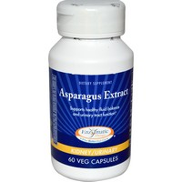 Enzymatic Therapy Asparagus Extract 60 Veg Caps