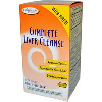 Enzymatic Therapy Complete Liver Cleanse 84 Veg Caps