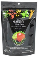 Enzymatic Therapy, Earth's Promise Powdered Greens, Strawberry-Kiwi Flavored, 6.6 oz (187.6 g)