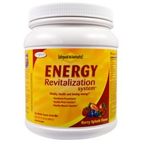 Enzymatic Therapy Fatigued to Fantastic 7 Energy Revitalization System  Berry Splash 30 day